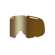 Riot Replacement Lens Riot Gold Sol X Mirror by Smith Optics