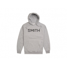 Essential Mens Sweatshirt Gray Heather Small by Smith Optics