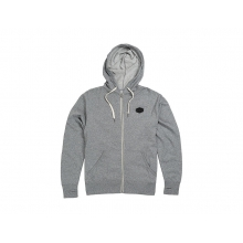 Patch Women's Sweatshirt Gray Heather Large by Smith Optics in Juneau Ak