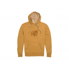 Wild West Women's Sweatshirt Golden Wheat Large by Smith Optics