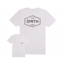 Imprint Men's T-Shirt White Large by Smith Optics