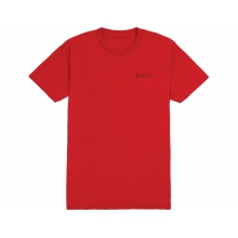 Lofi Men's T-Shirt Red Heather Small by Smith Optics in Glenwood Springs CO