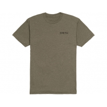 Lofi Men's T-Shirt Army Small by Smith Optics in Glenwood Springs CO