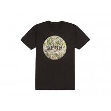 Haze Men's T-Shirt Black Medium by Smith Optics