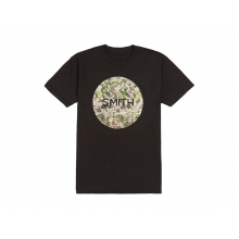 Haze Men's T-Shirt Black Extra Large by Smith Optics