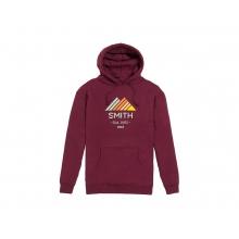 Scout Men's Sweatshirt Oxblood Medium by Smith Optics
