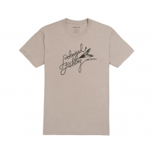 Lunker Mens Tee Light Gray Small by Smith Optics