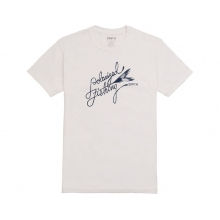 Lunker Mens Tee White Medium by Smith Optics