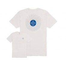 Deeper Men's T-Shirt White Small by Smith Optics