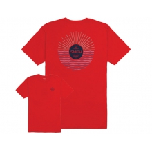 Deeper Men's T-Shirt Red Small by Smith Optics