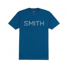 Essential Men's T-Shirt Cool Blue Small by Smith Optics