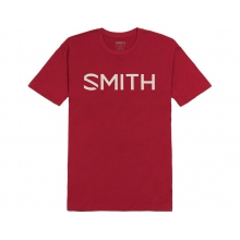 Essential Men's T-Shirt Cardinal Large by Smith Optics