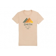 Scout Women's T-Shirt Cream Small by Smith Optics