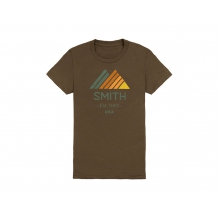 Scout Women's T-Shirt Army Small by Smith Optics