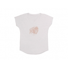 Wild West Women's T-Shirt White Small