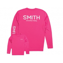 Squall Tech T-Shirt Pink Large by Smith Optics