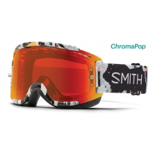 Squad MTB Ripped ChromaPop Everyday Red Mirror by Smith Optics