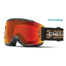 Squad MTB Rheeder ID ChromaPop Everyday Red Mirror by Smith Optics