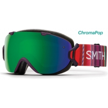 I/OS Black Cherry Cuzco ChromaPop Sun by Smith Optics