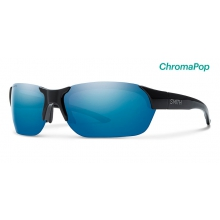 Envoy Black ChromaPop Polarized Blue Mirror by Smith Optics