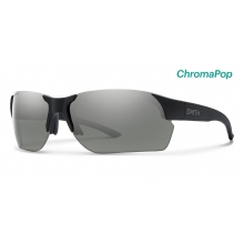 Envoy Max Matte Black ChromaPop Polarized Platinum by Smith Optics