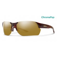 Envoy Max Tortoise ChromaPop Polarized Bronze Mirror by Smith Optics