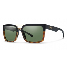 Highwire Matte Black Fade Tortoise Gray Green by Smith Optics