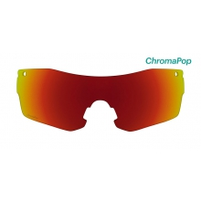 Pivlock Arena Max Replacement Lenses PivLock Arena Max ChromaPop Sun Red Mirror by Smith Optics