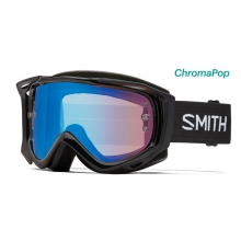 Fuel V.2 Black ChromaPop Contrast Rose Flash by Smith Optics