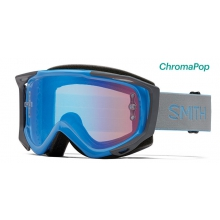 Fuel V.2 French Blue ChromaPop Contrast Rose Flash by Smith Optics in Norwalk Ct