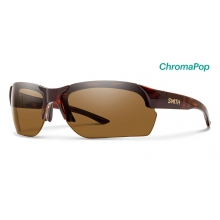 Envoy Max Tortoise ChromaPop Polarized Brown by Smith Optics