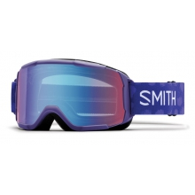 Daredevil Ultraviolet Brush Dots Blue Sensor Mirror by Smith Optics
