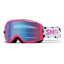 Daredevil Pink Jam Blue Sensor Mirror by Smith Optics