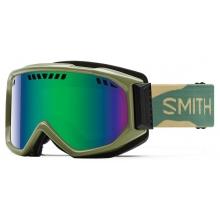 Scope Camo Green Sol-X Mirror by Smith Optics