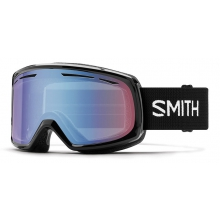 Drift Black Blue Sensor Mirror by Smith Optics