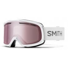 Drift White Ignitor Mirror by Smith Optics in Mobile Al