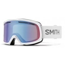 Drift White Blue Sensor Mirror by Smith Optics