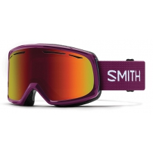 Drift Grape Red Sol-X Mirror by Smith Optics