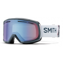 Drift Thunder Composite Blue Sensor Mirror by Smith Optics in West Kelowna Bc