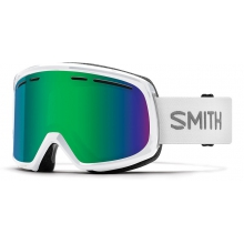 Range White Green Sol-X Mirror by Smith Optics