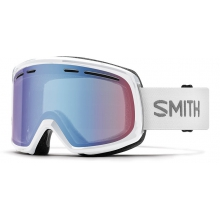 Range White Blue Sensor Mirror by Smith Optics