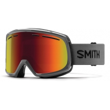 Range Charcoal Red Sol-X Mirror by Smith Optics in Mobile Al