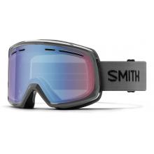 Range Charcoal Blue Sensor Mirror by Smith Optics