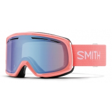 Drift Asian Fit Sunburst Blue Sensor Mirror by Smith Optics