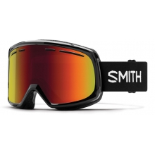 Range Asian Fit Black Red Sol-X Mirror by Smith Optics