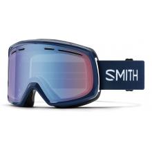 Range Asian Fit Navy Blue Sensor Mirror by Smith Optics