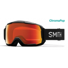Grom Black ChromaPop Everyday Red Mirror by Smith Optics