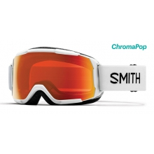 Grom White ChromaPop Everyday Red Mirror by Smith Optics in Delray Beach Fl