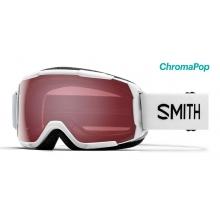Grom White ChromaPop Everyday Rose by Smith Optics