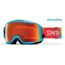 Grom Cyan Burnside ChromaPop Everyday Red Mirror by Smith Optics in Little Rock Ar